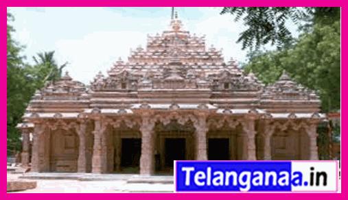 Jain Mandir Kolanupaka Yadadri Bhuvanagiri in Telangana
