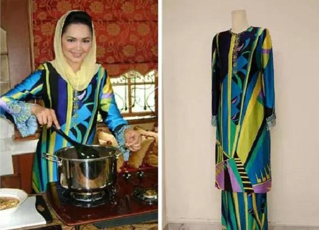 Siti Nurhaliza Jual Lebih 50 Pakaian Terpakai Di Instagram
