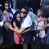 [Photos] Lady Bursts Into Tears And Bows Down For Wizkid During Concert In Sierra Leone
