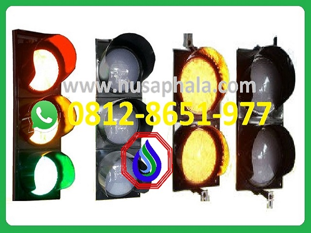daftar harga lampu traffic light