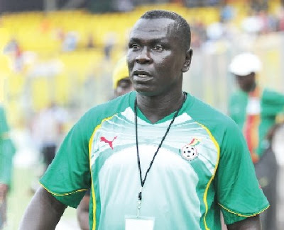 There are no potent strikers in Ghanaian League – Coach Frimpong Manso