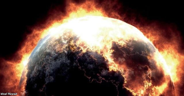 В Библии написано, что конец света будет 24 июня 2018 года... Вот точный текст