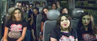 Imagen de la despedida de soltero para Fermín en LQSA