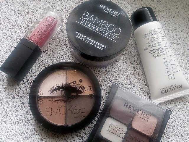 Kosmetyki firmy Revers