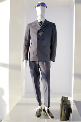 Double breasted jacket - 3 buttons - Fendi SS2013