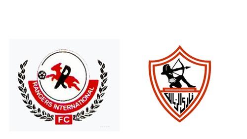 نتيجة مباراة الزمالك و إينوجو رينجرز النيجيري 4-1 اليوم الاحد 12-3-2017 في دوري أبطال أفريقيا