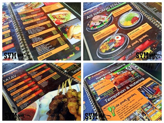 Gambar Pilihan Makanan Sedap Di Restoran De Pauh Garden Permatang Pauh Pulau Pinang