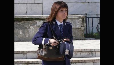 Kepolisian Wanita Rumania