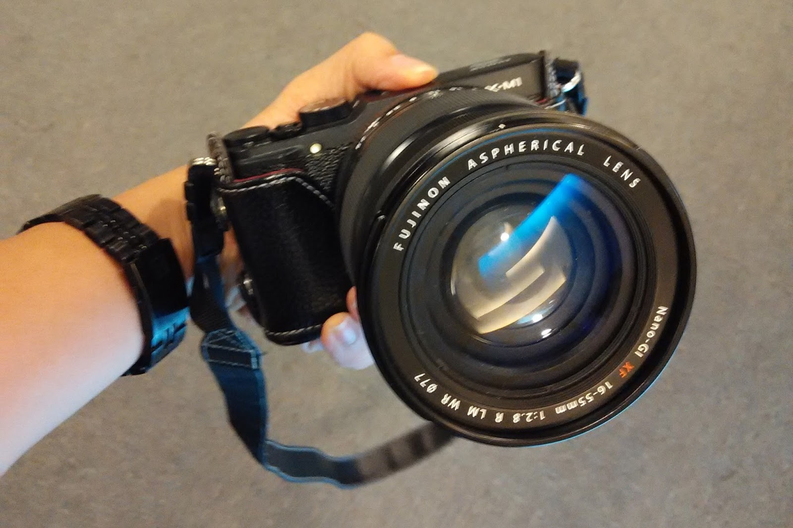 Fujifilm X M1 Review Upgrading From The X20 Using E3 Kit Xf 18 55mm F 28 4 R Lm Ois Silver 16 F28 Front On My