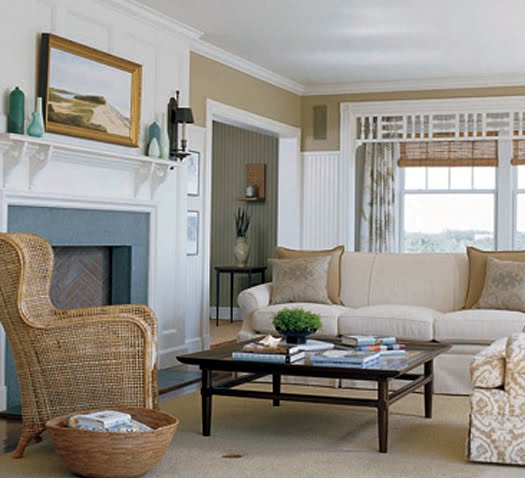 Calling It Home: Nantucket Style.......Design Indulgence