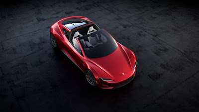 2020 Rumeurs Tesla Roadster, Caractéristiques, Prix, Date de sortie