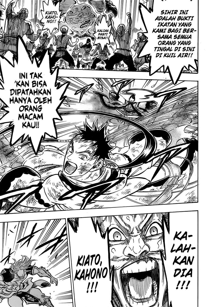 Komik Black Clover chapter 67 Bahasa Indonesia