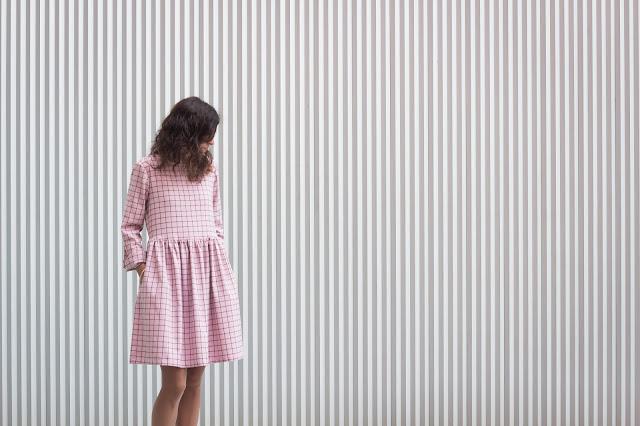 vestido vintage OFFON clothing etsy