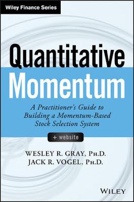Quantitative Momentum de Jack Vogel y Wesley Gray