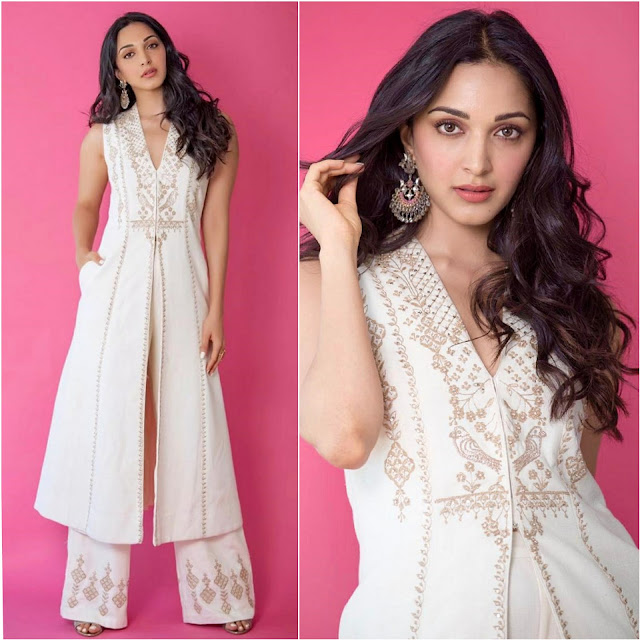 Kiara Advani in Anita Dongre
