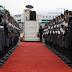 President Buhari departs Germany, arrives in Abuja (photos)