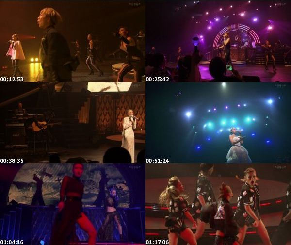 [TV-Variety] 倖田來未 LIVE TOUR 2016~Best Single Collection~ (WOWOW Live 2016.09.04)