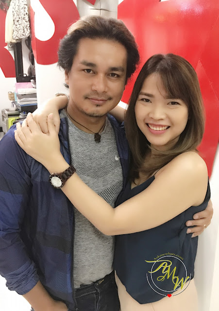 a photo of Hairshaft podium with fred penales