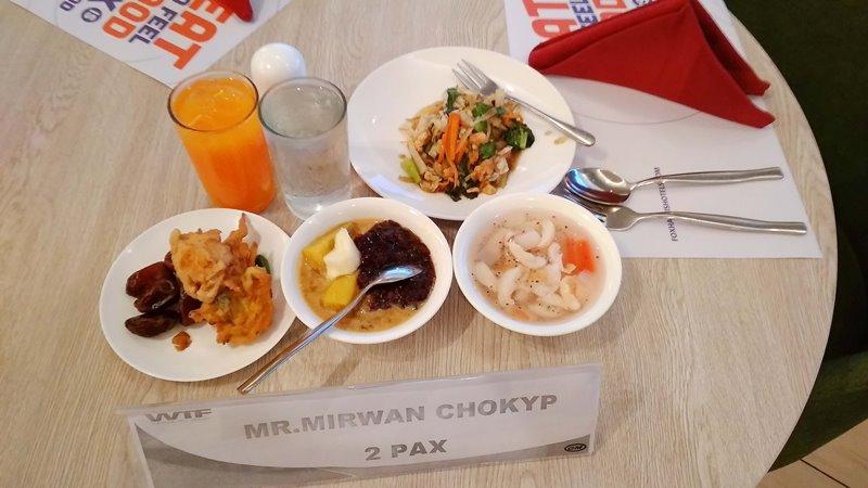 Staycation di Fox Harris Hotel Pekanbaru, fasilitas kamar Fox Harris Hotel, Menu dinner dan sarapan fox harris hotel, review hotel fox harris hotel pekanbaru