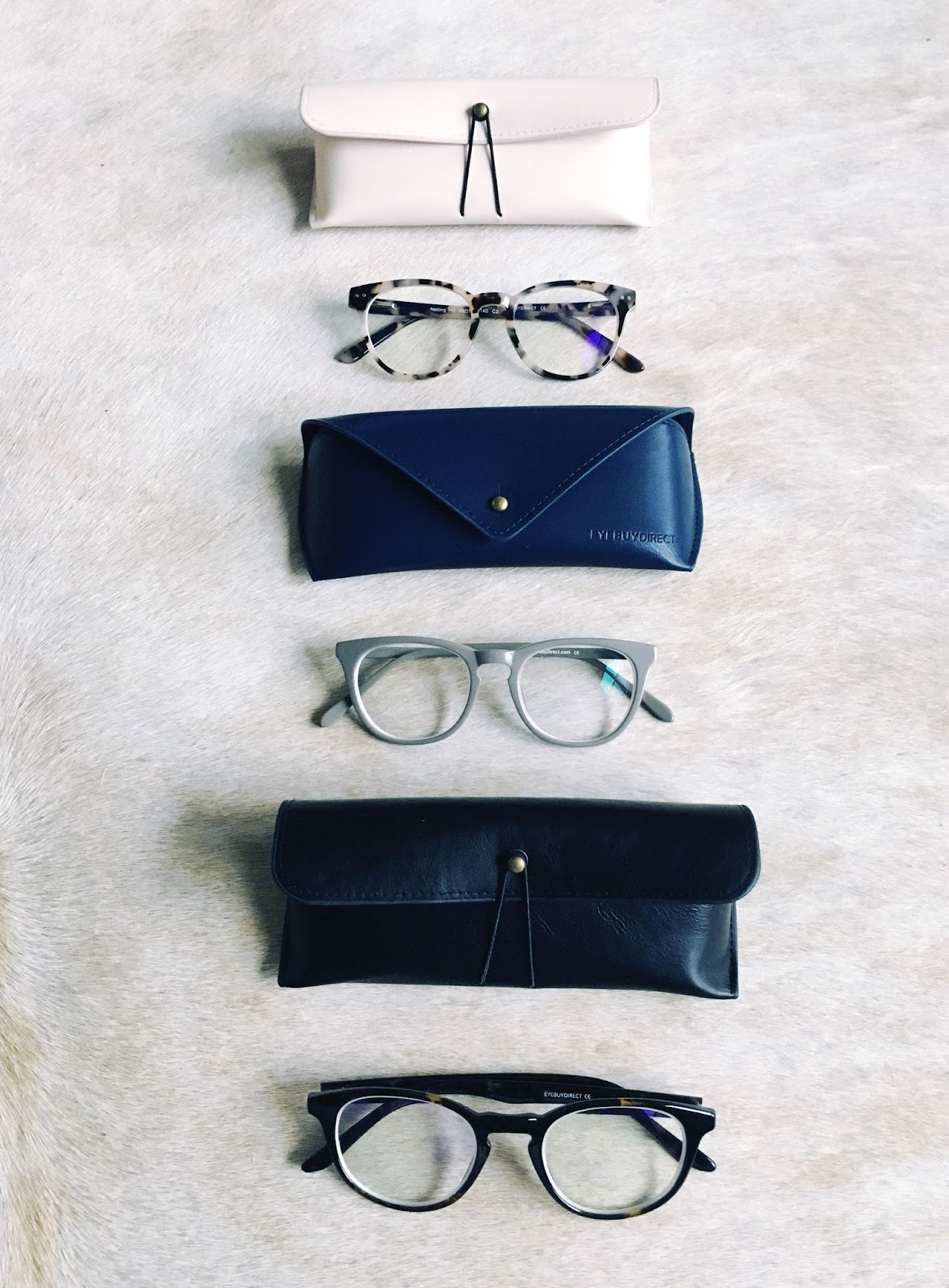New Eyes | EyeBuyDirect - Tori Lesikar