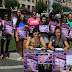 El movimiento feminista organiza una manifestación durante las fiestas