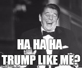Trump Corporate Tax Will Pay For Trumpcare Ronald Reagan