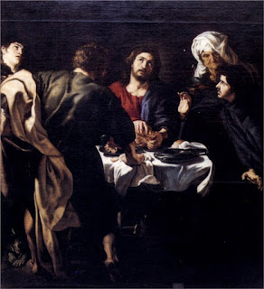 """Supper at Emmaus"" - Rubens"