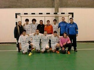 Notícias do Futsal  AF Castelo Branco  ACD Ladoeiro Campeão ... 5b5d2bb9415b7