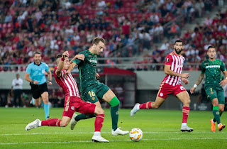 Watch Real Betis vs Olympiacos live Streaming Today 29-11-2018 UEFA Europa League