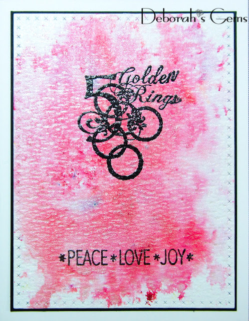 Peace Love Joy - photo by Deborah Frings - Deborah's Gems