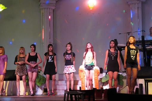 Showtime in Myanmar