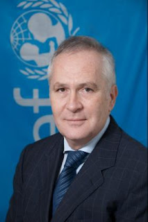 Pascal Villeneuve new UNICEF leader in Bangladesh