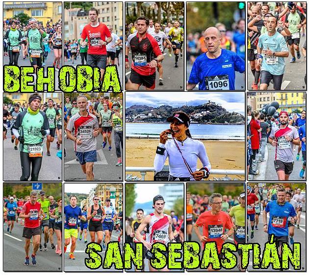 Atletismo Aranjuez Behobia-San Sebastián