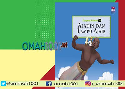 E-Book: Aladin dan Lampu Ajaib