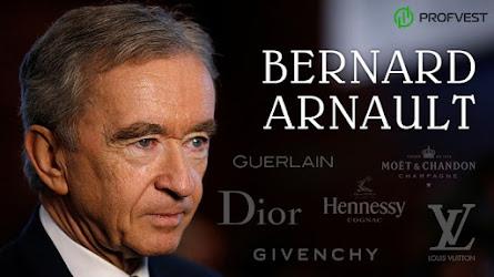 Бернар Арно: биография и состояние главы LVMH