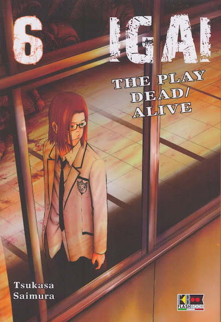 Igai: The Play Dead/Alive #6