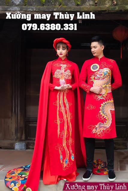 áo dài truyền thống