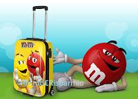 Logo Gioca e vinci gratis il Trolley M&M's
