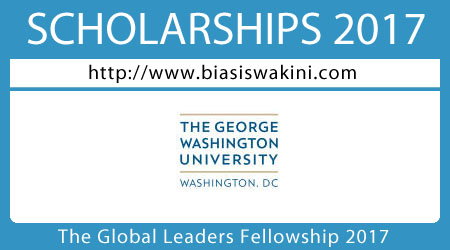 Global Leaders Fellowship 2017