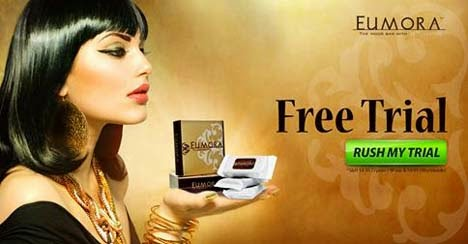 Eumora Soap Fasial Bar Free Trial