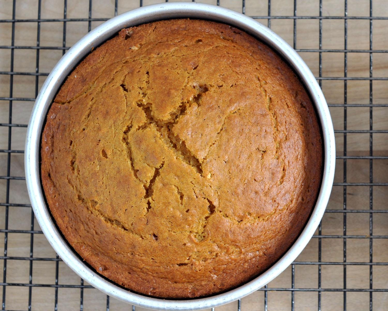 Beki Cook's Cake Blog: Delicious Pumpkin Cake Recipe