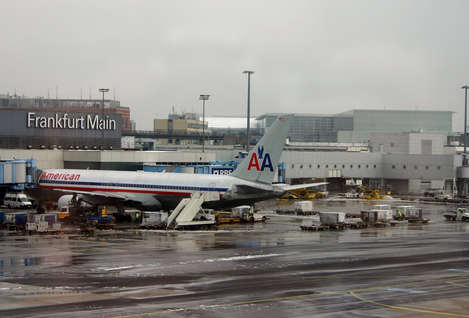 Frankfurth Flughafen