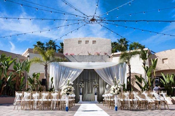 Cheap Outdoor Wedding Venues Los Angeles