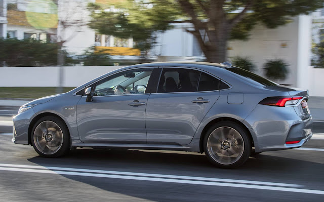 Toyota Corolla Híbrido Flex