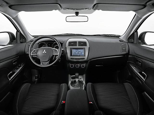 Mitsubishi ASX Outdoor 4x2 2016