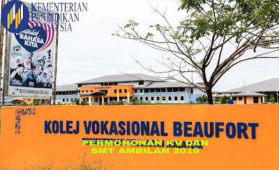 Permohonan Kolej Vokasional dan Sekolah Menengah Teknik 2019 Online