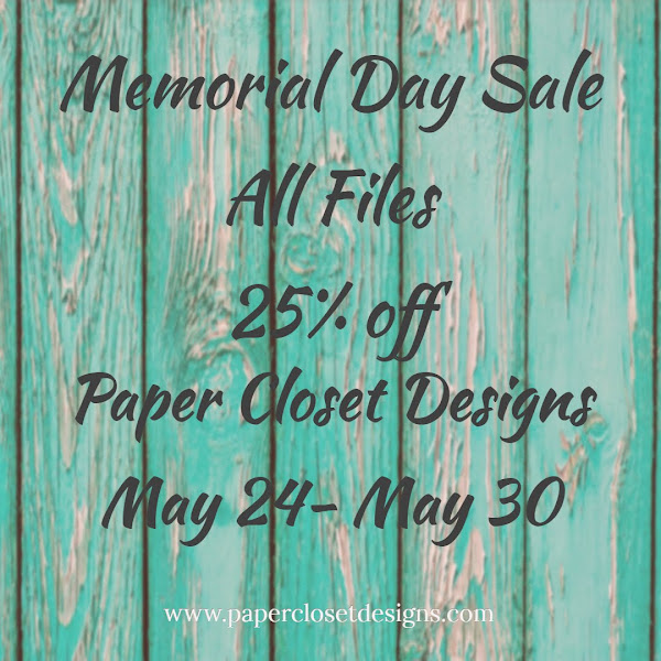 Sale at Paper Closet Designs