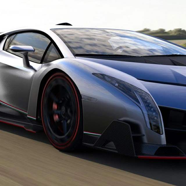 Lamborghini Veneno Wallpaper Engine