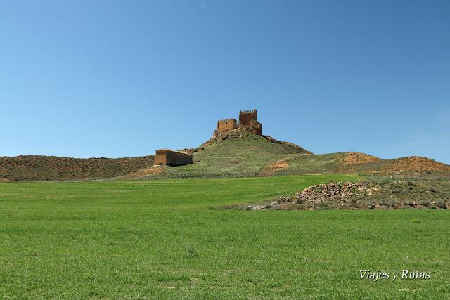 Castillo de la Raya, Soria