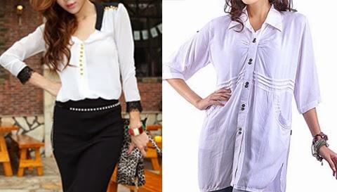 Kemeja Wanita Gemuk Modern Model Baju Kemeja Batik Pria Gemuk